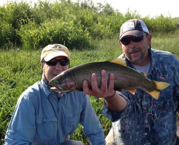 Guided Flyfishing in Utah and Wyoming