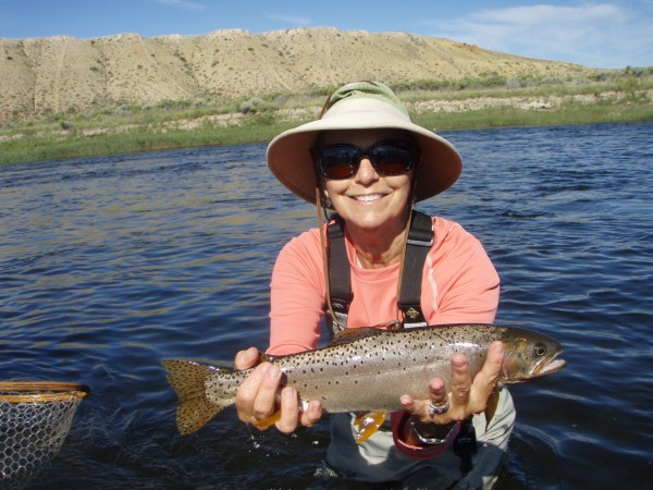 Flysfishing Tours in Utah and Wyoming