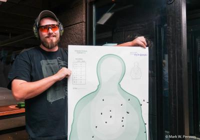 2018 VFW Pistol Shoot