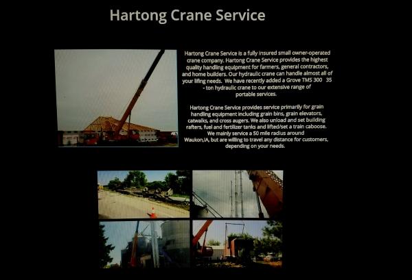 Hartong Crane