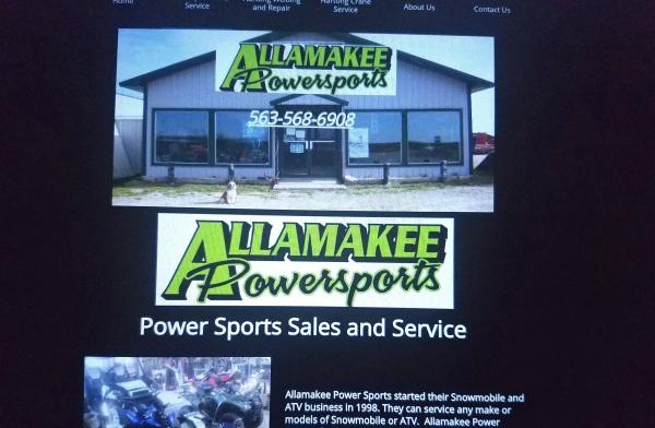 Allamakee Power Sports, Hartong Repair, Hartong Crane Main Page