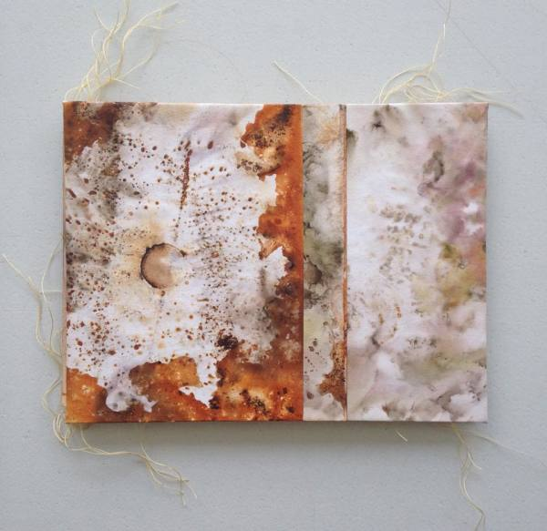 Handmade book by Rita Summers
