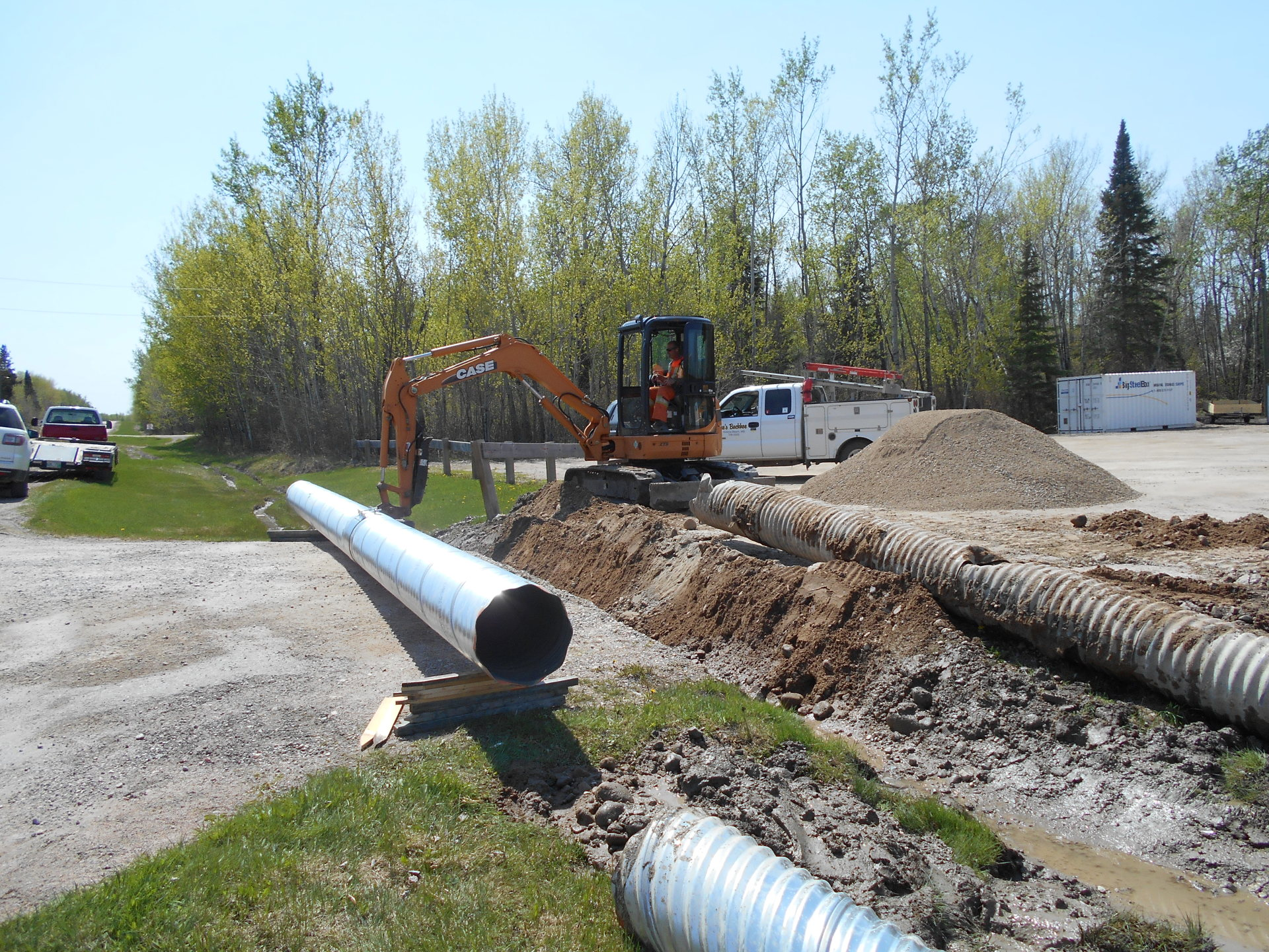 Driveways and Culverts