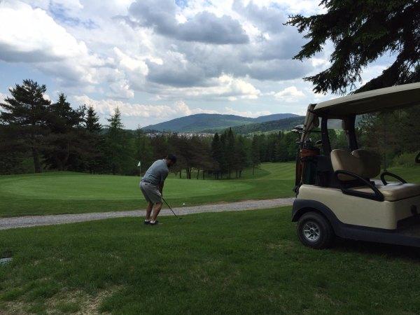 Omnium de Golf Acrobatx: 21 juin 2018