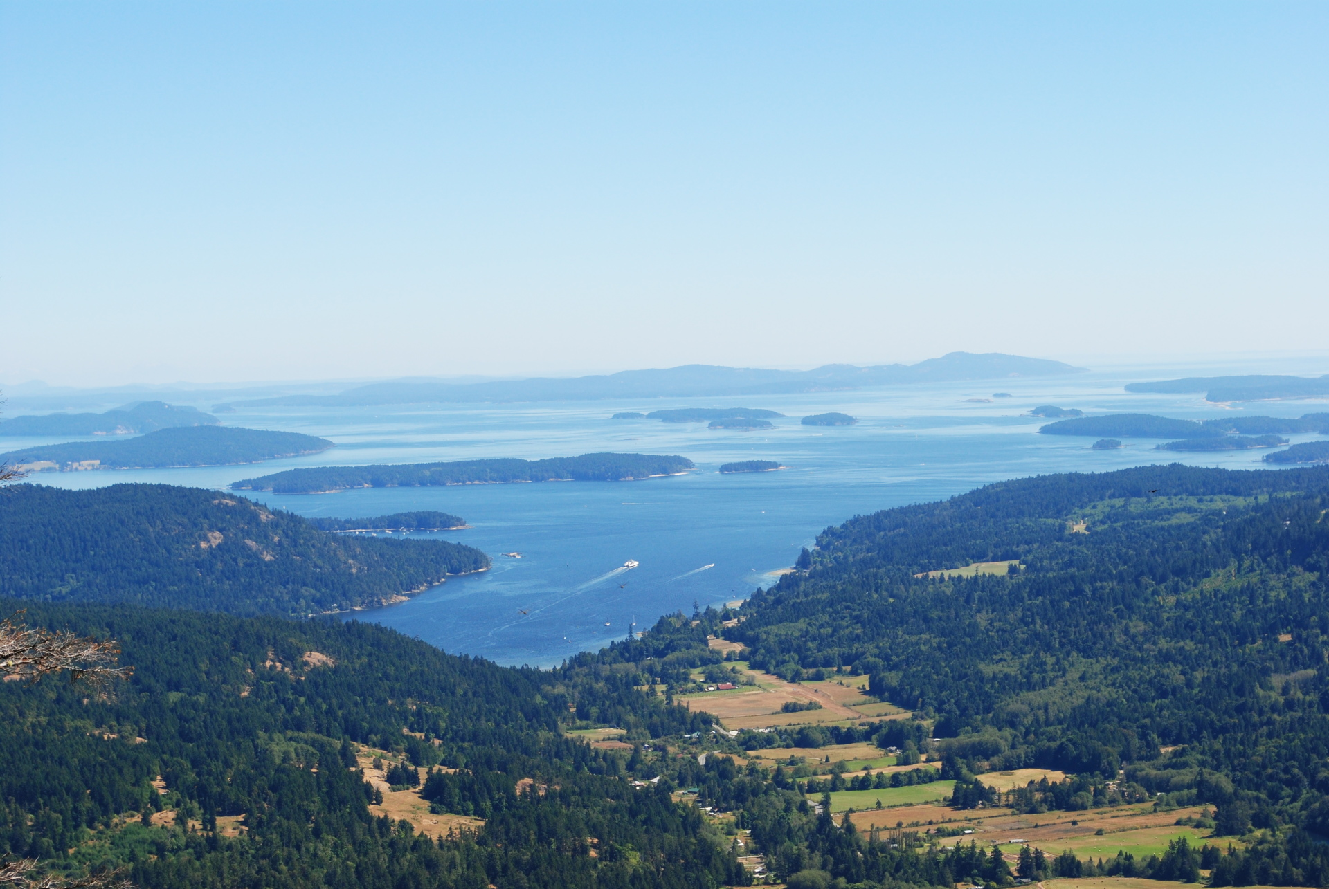 Gulf Islands Scenic Beauty