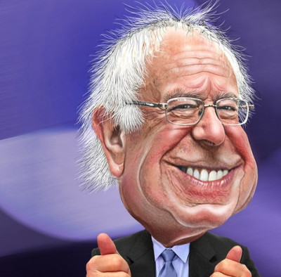 "alt=""Cartoon Bernie Sanders"""