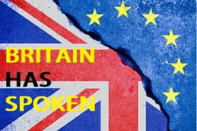 A Deeply Divided Britain Fractures the EU…