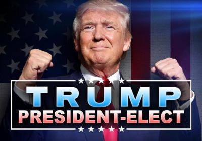 Inauguration of 45th U.S. President -  A Trumpian Tragedy