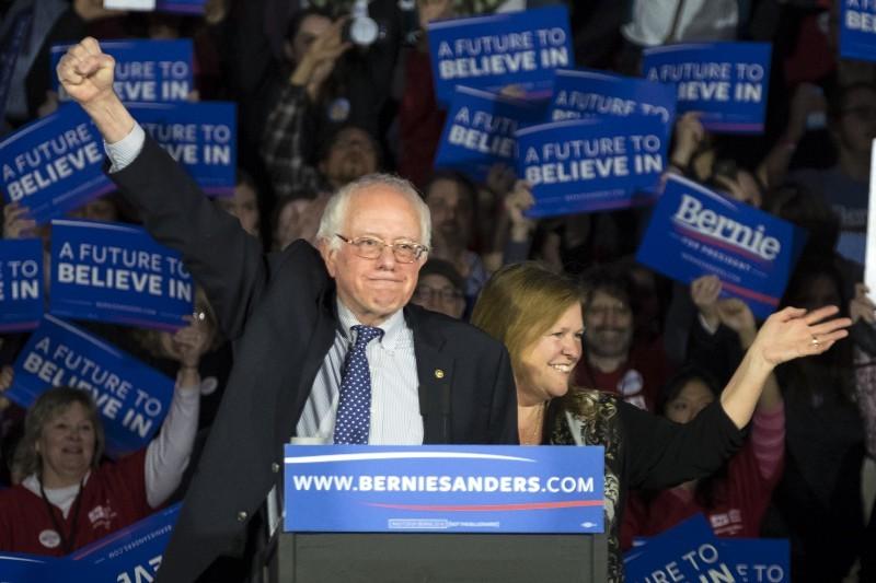 The Other Political Disruptor – Bernie Sanders