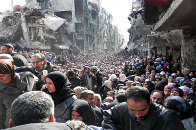 Global Refugee Crisis and the Belated Hand Wringing - Or the Sins of the West Coming Home to Roost