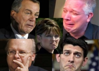 GOP crying