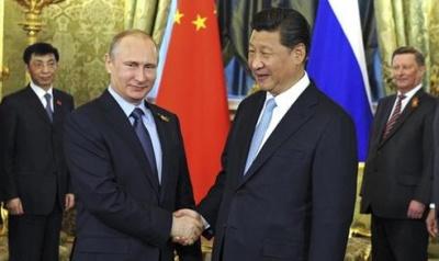 Putin & Xi