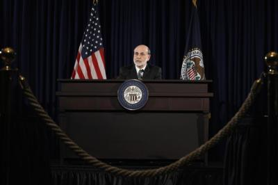 Chairman of Federal Reserve Ben Bernanke
