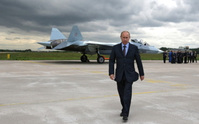 An Emboldened Putin Challenges U.S. Led Western Powers in Syria