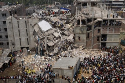 Bangladesh - Garment Factory Collapse