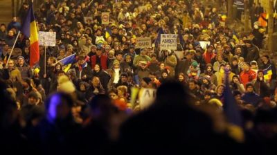 "alt=""Anti-corruption Protests in Romania"""
