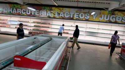 "alt=""Venezuela food shortage"""