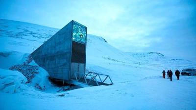 "alt=""Arctic 'DoomsDay' Seed Vault"