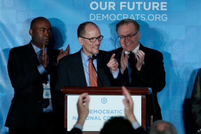 "alt=""Democrats pick Tom Perez"""
