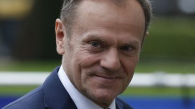 "alt=""Donald Tusk President of European Council"""