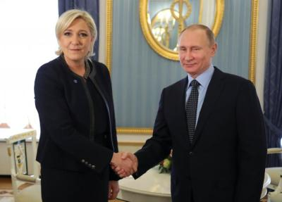 "alt=""Le Pen meets Putin in Kremlin"""