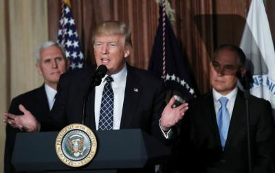 "alt=""Trump, Pence & Pruitt Climate Change"""