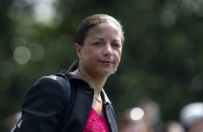 "alt=""Susan Rice denies leaking info of Trump officials"""