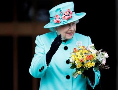 "alt=""Queen Elizabeth turns 91"""