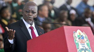"""alt=""""Tanzania's President Magufuli sacks 10,000"""""""