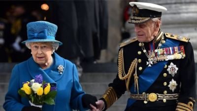 "alt=""Prince Philip retires at 95"""