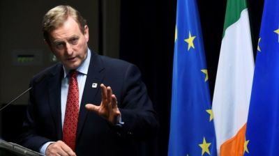 "alt=""Irish Prime Minister Enda Kenny to step down"""