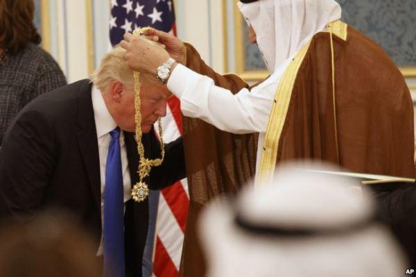Trump's Three Religion Trip