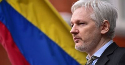 "alt=""Assange investigation dropped"""