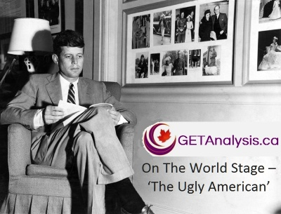 "alt=""On The World Stage - 'The Ugly American'"