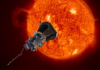 "alt=""First NASA spacecraft named after living researcher to head for the sun"""