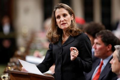 "alt=""Canada seeks larger world role as U.S. retreats"""