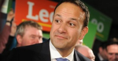 "alt=""Ireland elects Leo Varadkar as new PM youngest & 1st gay leader"""