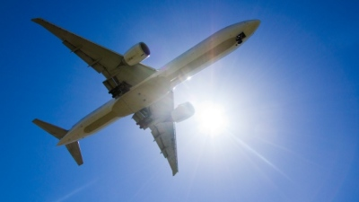 "alt=""How climate change can lead to soaring air travel costs"""