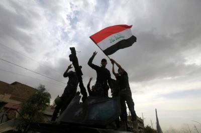 "alt=""Mosul victory imminent as Islamic State lines collapse: Iraqi military"""