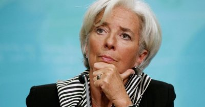 "alt=""EU project 'alive & kicking'; Brexit has inspired non-members to join, says IMF's Lagarde"""
