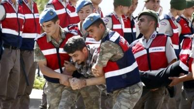 "alt=""Turkey purges >7,000 police, civil servants & academics on eve of failed coup anniversary"""
