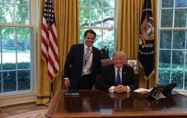 All OFF-BOARD, the Trump Train