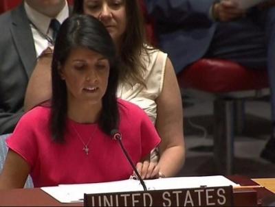 """alt=""""UN Security Council unanimously approves fresh sanctions on North Korea"""""""