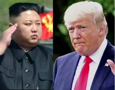 "alt=""Donald Trump threatens 'fury' against N Korea"""