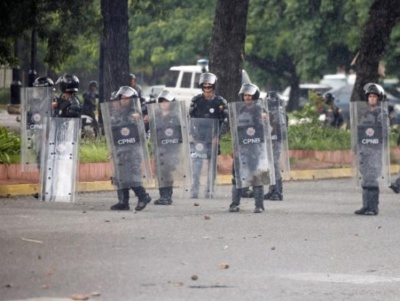 "alt=""Venezuela using excessive force, arrests to crush protests: U.N."""