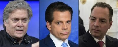 "alt=""People inside WH working to ""eject"" Trump, former communications chief Scaramucci says"""
