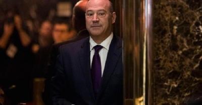 """alt=""""Gary Cohn faces worst career investment dilemma"""""""
