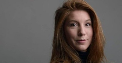 "alt=""Kim Wall: Headless body identified as missing journalist"""