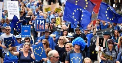 """alt=""""Brexit negotiations: The UK and EU are still far apart"""""""