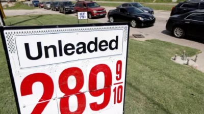 "alt=""Texas floods push US petrol prices to 2-year high"""